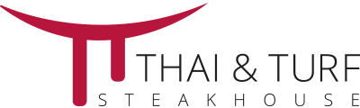 Thai and Turf Steakhouse Logo